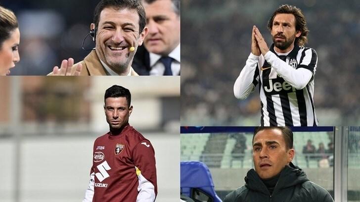 Quarantena League al via: ci sono Pirlo, Ferrara, Cannavaro e Izzo