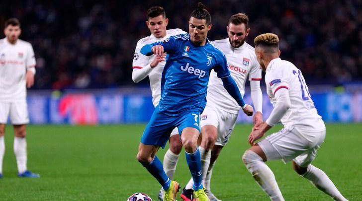 Champions, Juve-Lione si giocherà all'Allianz Stadium