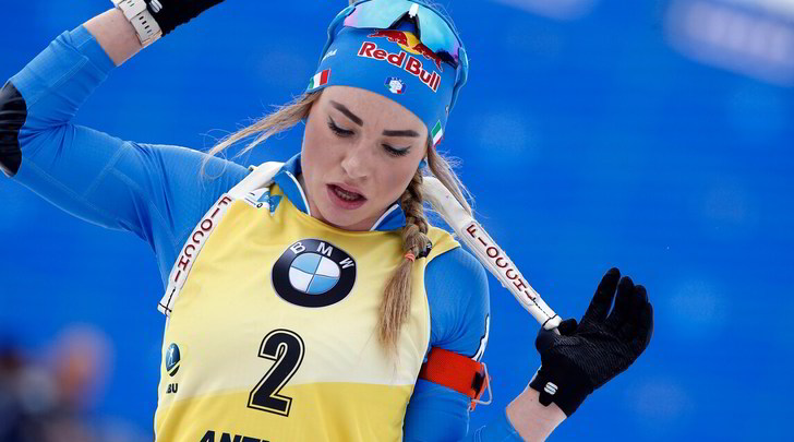 """Coronavirus, Dorothea Wierer non ci sta: """"Noi atleti trattati come oggetti"""""""