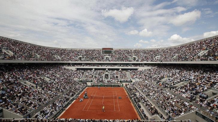 Il Roland Garros si potrebbe svolgere a porte chiuse