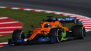Coronavirus F1, McLaren in team con l'Università di Southampton