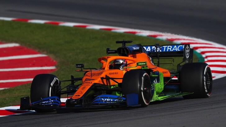 Coronavirus F1, McLaren: rientro per i 16 membri del team