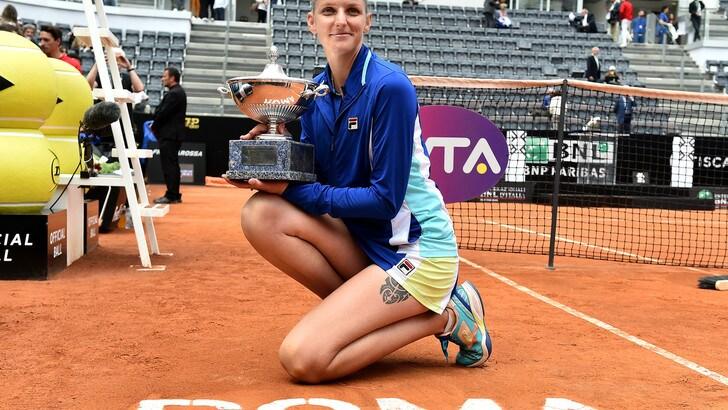 Coronavirus, il tennis si ferma fino al 7 giugno: rinviati gli Internazionali di Roma