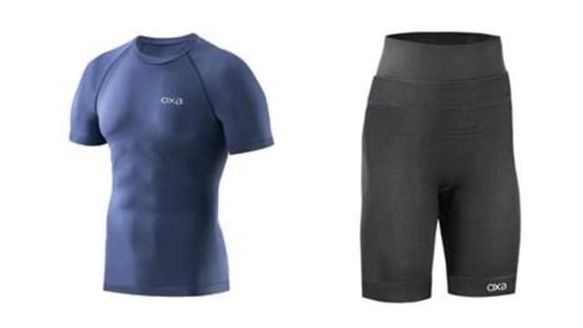 Collezione Spring Summer 2020  Dryarn® per l'abbigliamento tecnico compressivo di Oxyburn