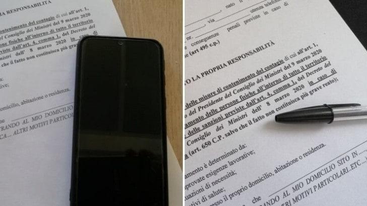 Autocertificazione online, Polizia di Stato fa chiarezza