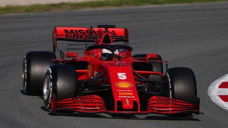 F1, anche la Ferrari anticipa la pausa