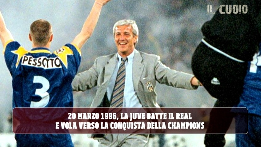 Del Piero-Padovano show, la Juve stende il Real 2-0