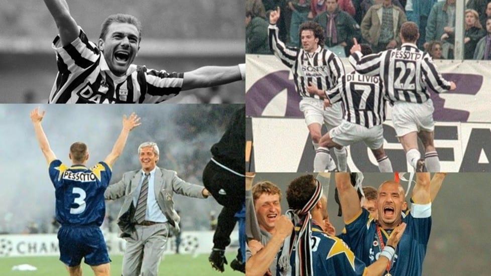 Da Peruzzi a Del Piero, da Deschamps e Conte a Vialli e Torricelli: ecco quali ruoli occupano, 24 anni dopo, gli eroi dell'indimenticabile quarto di finale di Coppa dei Campioni