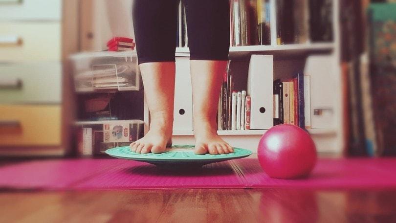 Esercizi propriocettivi per il tuo equilibrio e allenarsi a casa