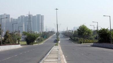 Coronavirus anche in India, strade deserte