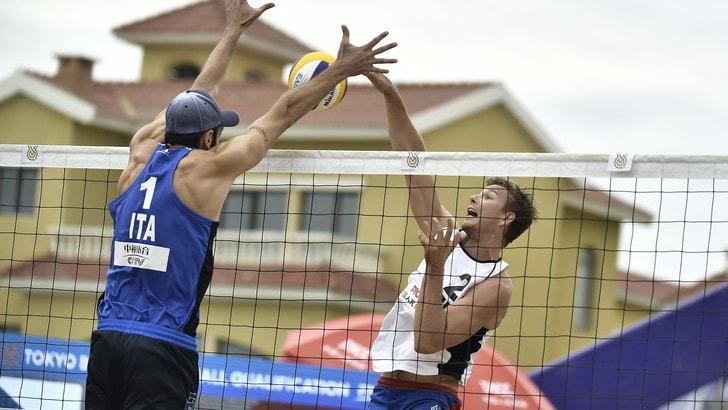 Beach Volley: la FIVB posticipa i tornei di maggio