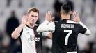 Squadra dell'anno UEFA, la Juve fa i complimenti a Ronaldo e De Ligt