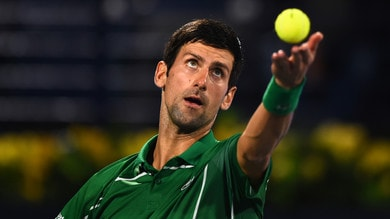 """Coronavirus, Djokovic: """"Prego per la vostra salute, stiamo a casa"""""""