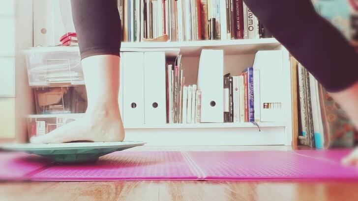 I consigli dell'OMS, fondamentale.svolgere attività fisica