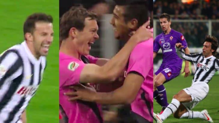 Juve, Scudetto 2012: la Top 5 dei gol, quando tutto è iniziato