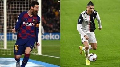 """France Football: """"Messi il più pagato, Cristiano Ronaldo 2°"""""""
