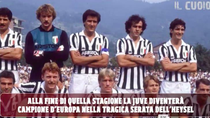 24 marzo 1985: Juve, che tris in rimonta all'Inter di Rummenigge!