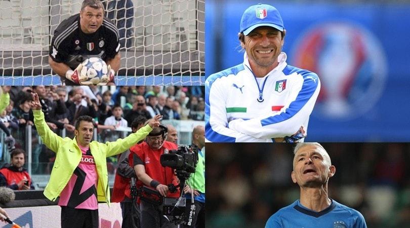 Italia, da Del Piero e Conte a Peruzzi e Ravanelli: i debuttanti di Sacchi