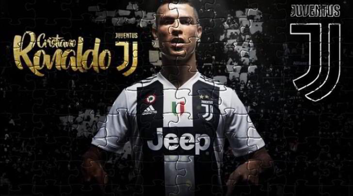 La maglietta di Cristiano Ronaldo per un ospedale