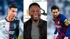 """Pelé: """"Cristiano Ronaldo meglio di Messi"""""""