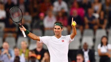 Coronavirus, Federer e la moglie donano quasi un milione di euro