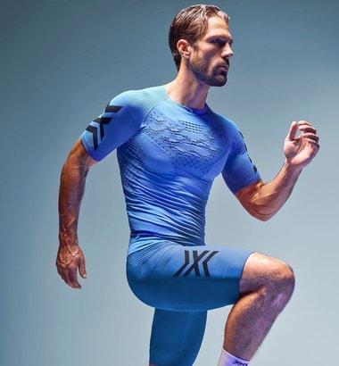 X-Bionic® presenta la nuova linea running TWYCE®