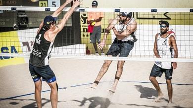 Beach Volley: non si giocherà a Vienna e Amburgo
