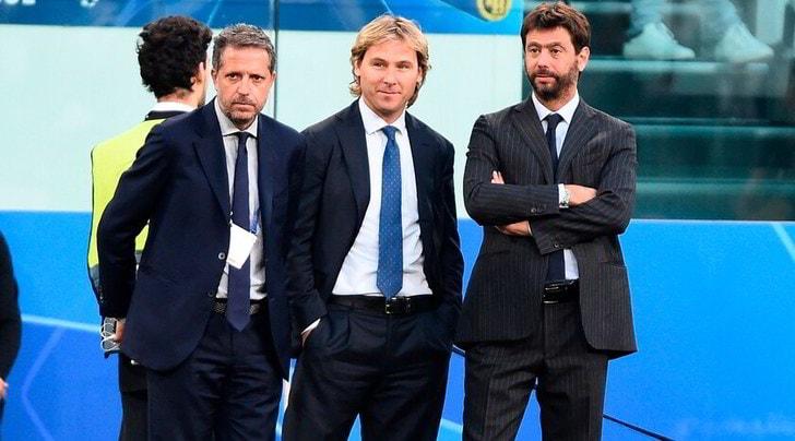 "Calciomercato Juve, Paratici: ""Si va verso un modello Nba"""