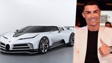Bugatti Centodieci, CR7 si regala un'altra hypercar?