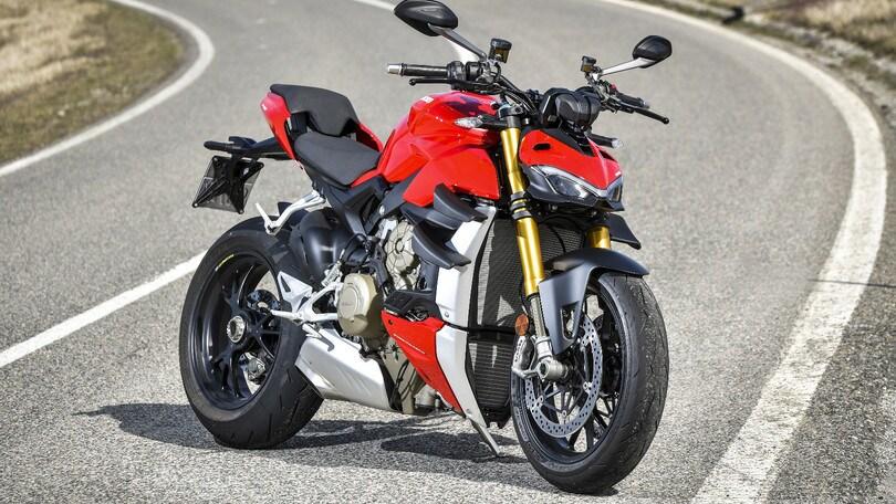 Ducati Streetfighter V4S, com'è andata la prova