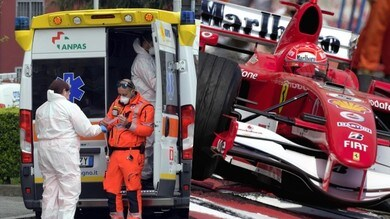 Coronavirus, Ferrari dona ambulanza a 118 Modena