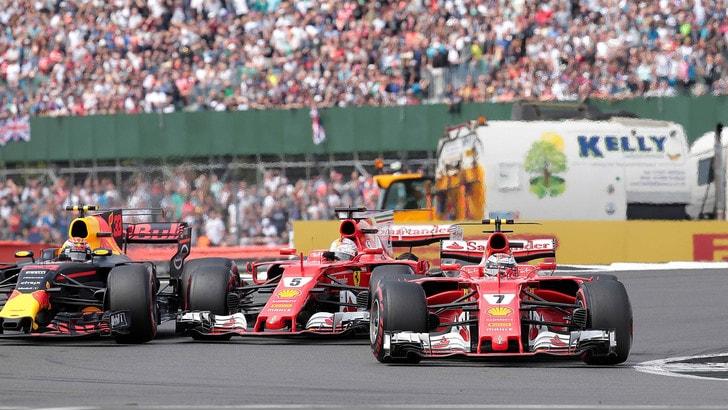 F1, Gp Silverstone: accordo per due gare