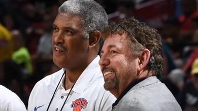 Nba, New York Knicks: il proprietario Dolan positivo al Coronavirus