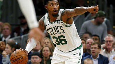 Nba, Smart dei Celtics dice: