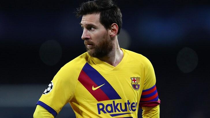 Taglio stipendi, Messi dietro Ronaldo: il Barcellona segue la Juve