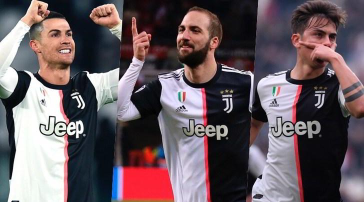 Cristiano Ronaldo, Higuain e Dybala: ecco gli ultimi aggiornamenti sul loro futuro
