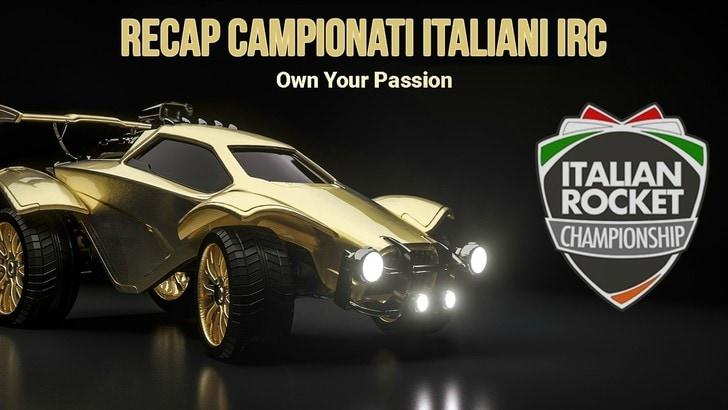 Campionati Italiani Rocket League - Risultati Week 4