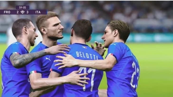 La eNazionale italiana si qualifica alle finali di UEFA eEuro 2020 di PES
