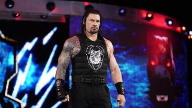 Coronavirus, Roman Reigns non partecipa a WrestleMania