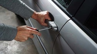 Coronavirus, drastico calo dei furti d'auto: - 85 %