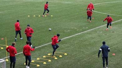 Coronavirus, il calcio in Bielorussia non si ferma: l' FC Minsk si allena regolarmente