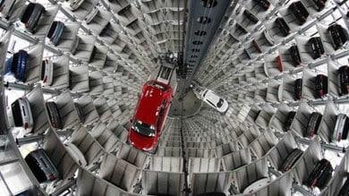 Marzo, immatricolazioni auto precipitano dell'85,42%