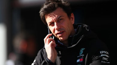 """F1, Wolff allontana Aston Martin: """"Niente di vero, continuo in Mercedes"""""""