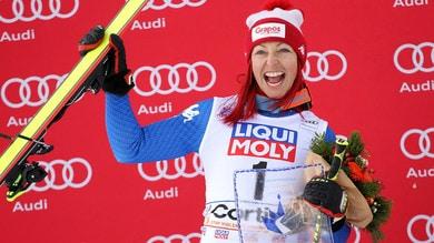 Sci alpino, Johanna Schnarf si ritira: