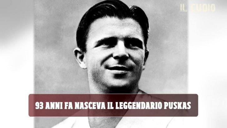Buon compleanno Puskas: il mito ungherese che divenne leggenda con il Real Madrid