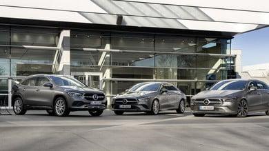 Mercedes, entro il 2022 completa la svolta elettrica