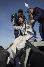 Due chiacchiere con l'astronauta