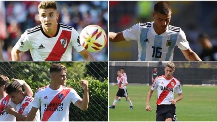 La Juve potrebbe pescare uno di questi gioielli del River Plate