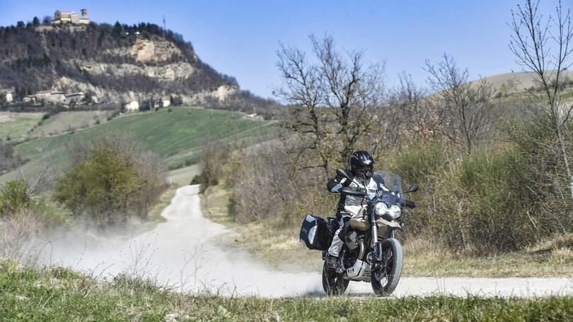 Moto Guzzi V85 TT Travel: il test