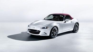 Mazda 100th Anniversary Special Edition: gli scatti